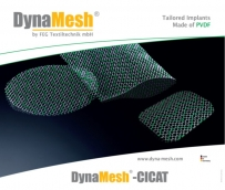 DynaMesh CICAT Implant for abdominal and umbilical hernia