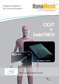 DynaMesh®-CICAT filet implantable