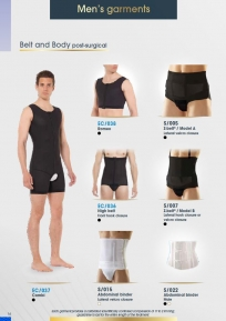 Medical Z Men's garment