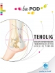 Tenolig implant for percutaneous tenosynthesis of the achilles tendon